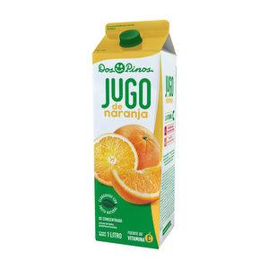 Jugo de Naranja de Concentrado - Dos Pinos 1 Lt