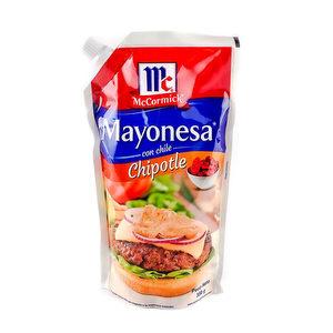 Mayonesa con chile chipotle 350 grs - McCormick