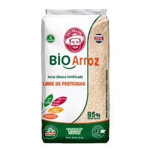 BIO Arroz - Tio Pelon 95% - 1.8 Kg