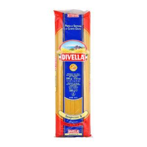 Divella Spaghettini 9 - 500 grs