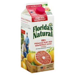 Florida's Natural Grapefruit Juice - 1.5L
