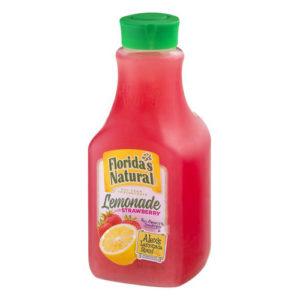 Florida's Natural Lemonade w/ Strawberry - 1.75L