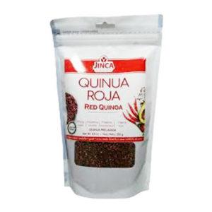 Quinua Roja Jinca 250 grs