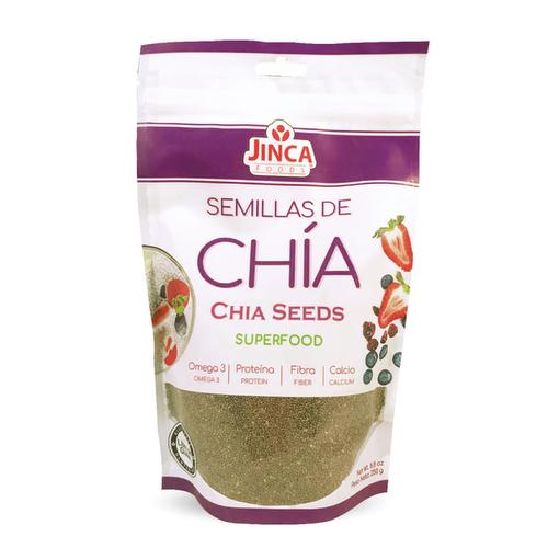 Semillas de Chía Jinca 250 grs