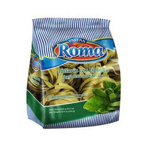 Tallarin de espinaca - Roma 250 grs