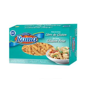 Tornillos Gluten Free  - Roma 400 grs