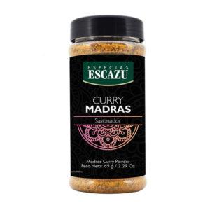 Curry Madras - 65 gr Escazu