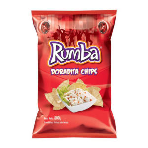 Doradita Chips Rumba- 300 grs