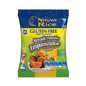 Empanizador de Arroz - Gluten Free - Nuova Rice