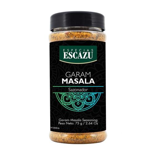 Garam Masala - 75 gr Escazu