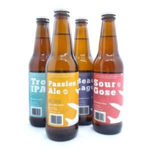 4 Pack Papagayo Brewing - Tropical IPA, Passion Fruit Ale, Sour Gose, Beach Lager