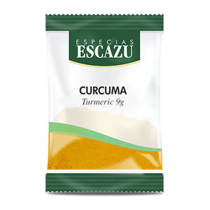 Curcuma  - 9 gr Escazu