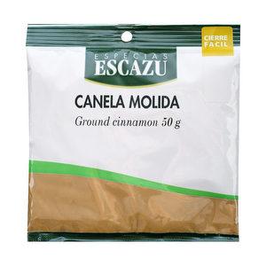 Canela Molida - 50 gr Escazu