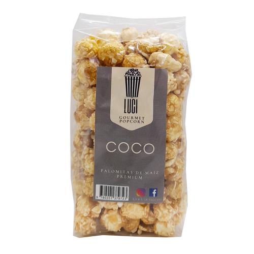 Palomitas de Maíz sabor Coco – Luci
