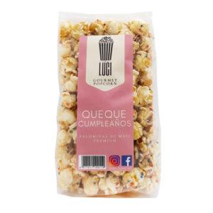 Palomitas de Maíz sabor Queque de Cumpleaños – Luci