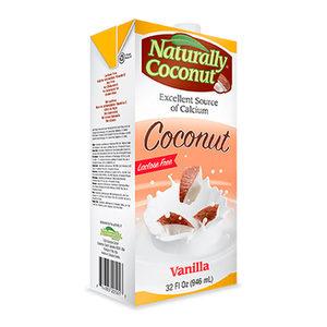 Leche de Coco VAINILLA - Naturally Almond - 946 ml
