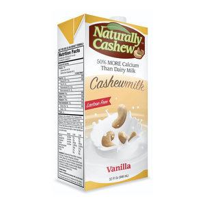 Leche de Marañon VAINILLA - Naturally Cashew - 946 ml