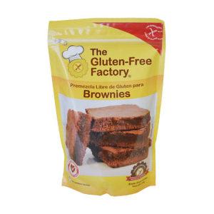 Mezcla de Brownie - Gluten Free Factory