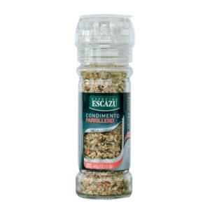 Molinillo Condimento Parrillero - 60 gr Escazu