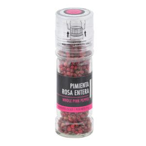 Molinillo Pimienta Rosa en grano - 29 gr Escazu