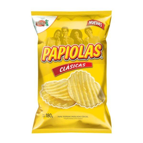 Papas Papiolas Clásicas - 200 grs