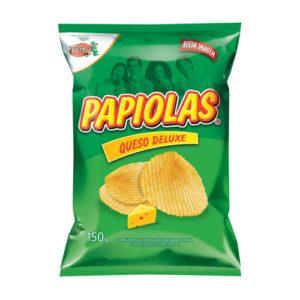 Papas Papiolas Queso Deluxe - 150 grs
