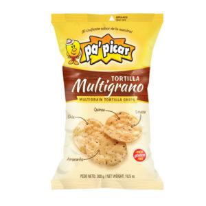 Tortillas Multigrano - Pa'Picar - 300 grs