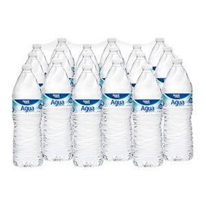 18 Pack Agua Purificada Great Value - 1000 ml