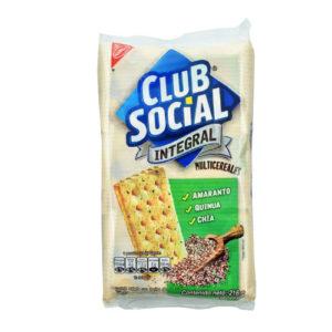 Galletas Club Social Integral - Nabisco - 234 grs
