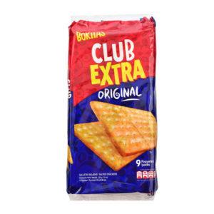 Galletas Club Extra Original - Bokitas - 225 grs