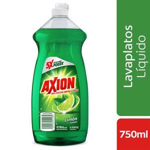 Lavaplatos líquido Limón- Axion - 750 ml