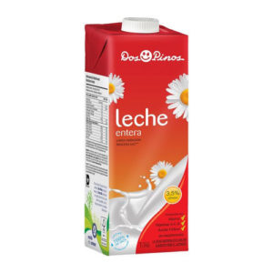 Leche Entera - 1L - Dos Pinos