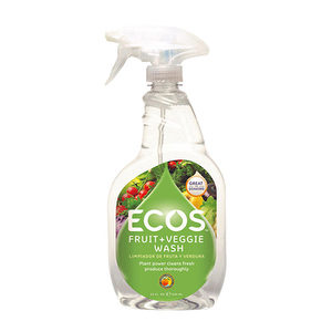 Limpiador de frutas y vegetales - Ecos - 650 ml