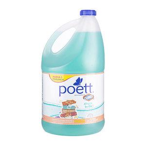 Limpiador desinfectante aroma Alegra tu Día -  Poett  - 3785 ml