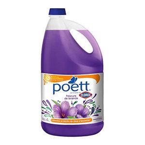 Limpiador desinfectante aroma Lavanda -  Poett  - 3785 ml