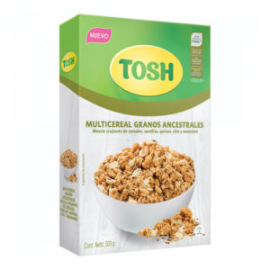 Multicereal Granos Ancestrales - Tosh- 300 grs