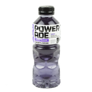 Powerade Zero Sugar Sabor Uva 591 ml