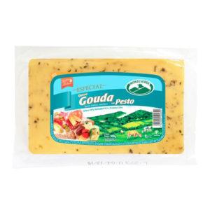 Queso Gouda con Pesto - Monteverde - 300 grs