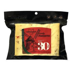 Queso Gouda italiano- LekkeLand - 200 grs