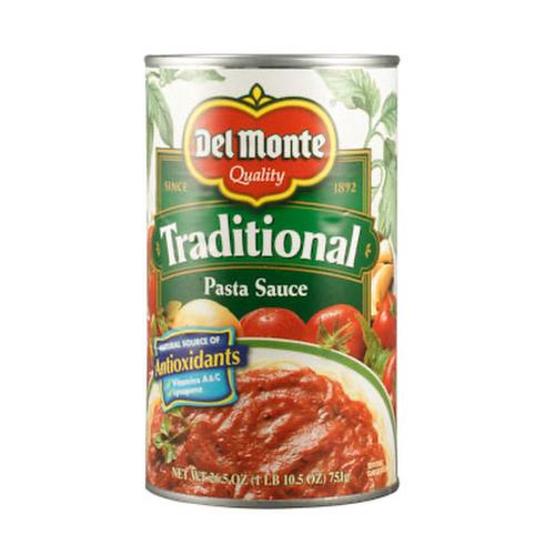 Salsa Tomate Tradicional 680 grs - Del Monte