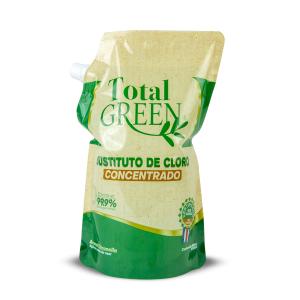 Sustituto de Cloro Concentrado - Total Green - 850 ml