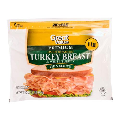 Turkey Breast - 435 grs - Grat Value