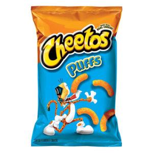 Cheetos Puffs Frito - Lays 255 grs