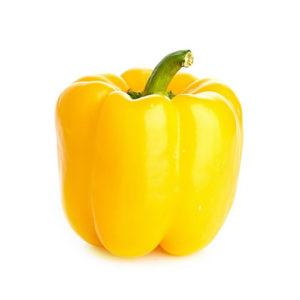 Chile morrón amarillo - 1 unidad