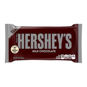 Chocolate con leche Barra Gigante -  Hersheys  198 grs