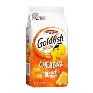 Galleta Gold Fish Cheddar 187 grs