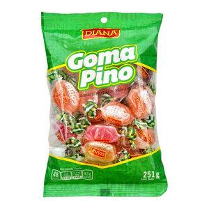 Gomita Diana Goma Pino 24 Unidades - 251gr