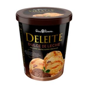 Helado Deleite Dulce de Leche - Dos Pinos 565 gr