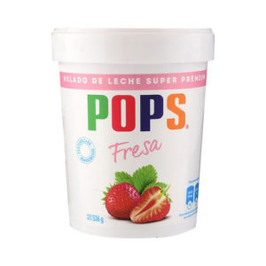 Helado Fresa - Pops 536 grs