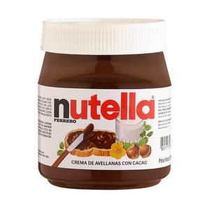Nutella - Crema de Avellanas y Cacao - 350 gr